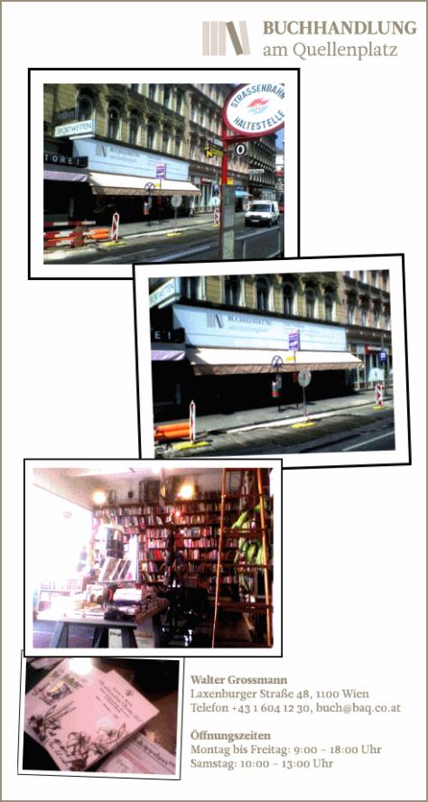 Buchhandlung am Quellenplatz Impressionen 2