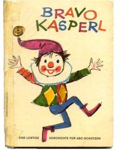 """Buchcover von """"Bravo Kasperl"""""""