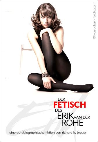 Cover Entwurf für Erik von Richard K. Breuer