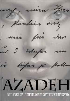 Umschlag-Entwurf für Azadeh