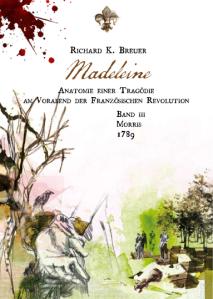 Umschlag Madeleine Band III TIRET