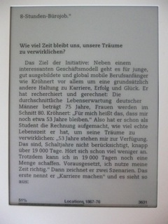 kindle-Version Buch