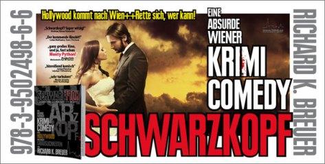 Plakat Schwarzkopf für BuchWien