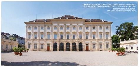 Gartenpalais Liechtenstein, Wien