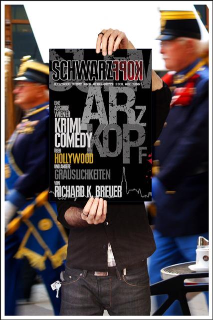 Schwarzkopf Krimicomedy in Wien