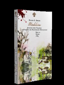 Buchumschlag Madeleine von Richard K. Breuer