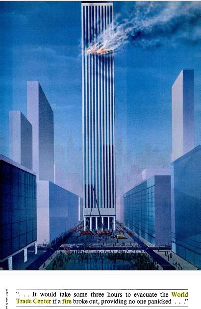 New York Magazine May 27 1974 Illustration High-Rise Fire