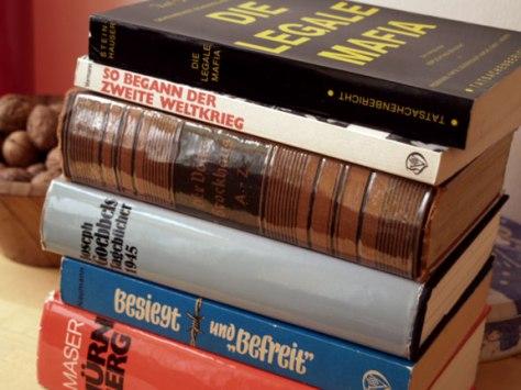 Für eine Hand voll Bücher