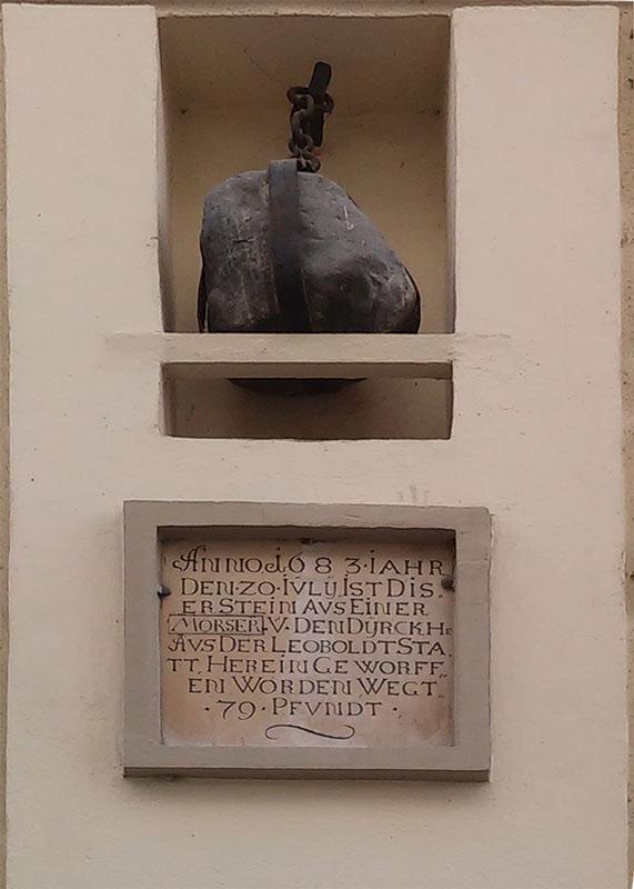 Als die Wiener Stadtmauer den Angriffen standhielt, anno 1683