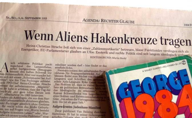 Wenn Aliens Hakenkreuze tragen: eine Replik