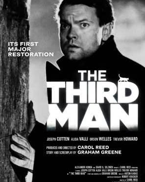 Eine restaurierte Fassung: Der dritte Mann