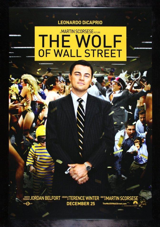 The Wolf of Wall Street oder Das Ringelspiel des Händlergeistes