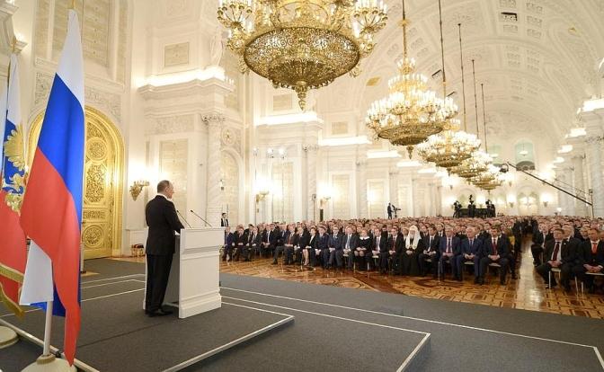 Wenn Spiegel Online über Putins Rede schreibt