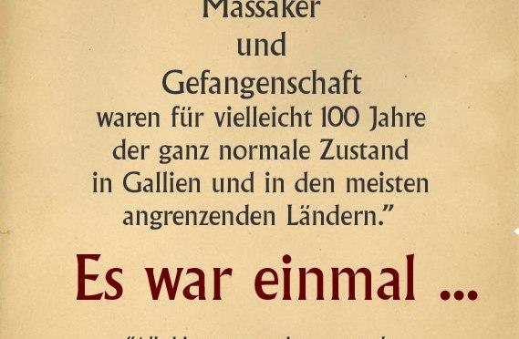 Eine Erklärung für den gegenwärtigen Zustand der deutschen Welt, anno 1864?