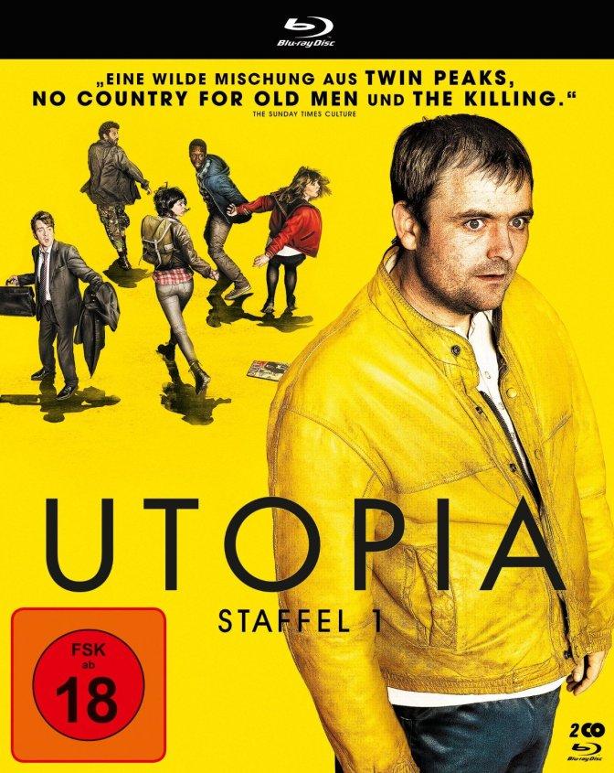 Utopia vs. Akte X – Zwei Serien,eine Verschwörung