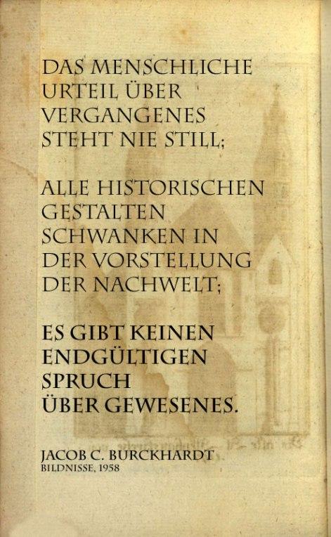 Burckhardt_Gewesenes
