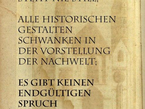 Der Tag, an dem dieser Scribent zum Skeptizismus konvertierte, Anno Domini MMXVI