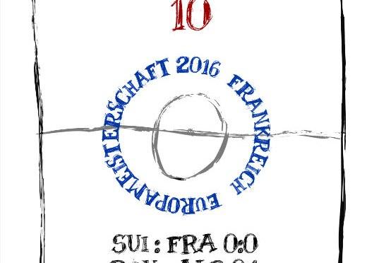 EM 2016: Spieltag 10 – Entscheidung Gruppe A