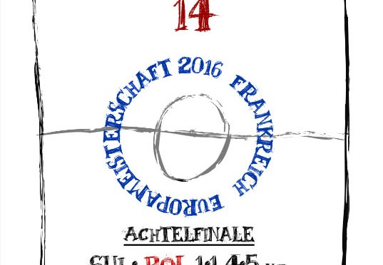 EM 2016: Spieltag 14 – Achtelfinale
