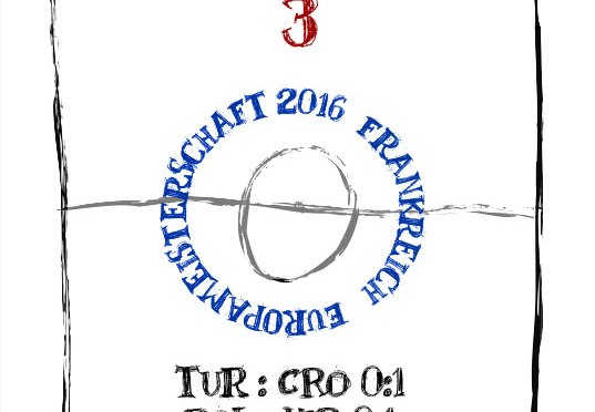 EM 2016: Spieltag 3