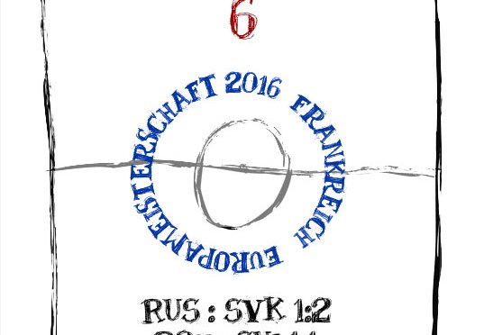EM 2016: Spieltag 6