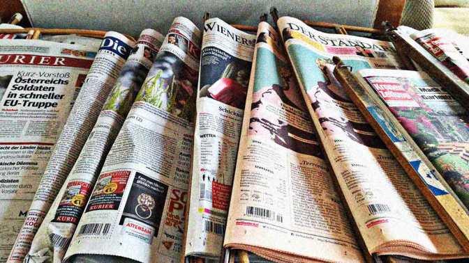 Der langsame Abstieg der Mainstream-Medien in die Bedeutungslosigkeit