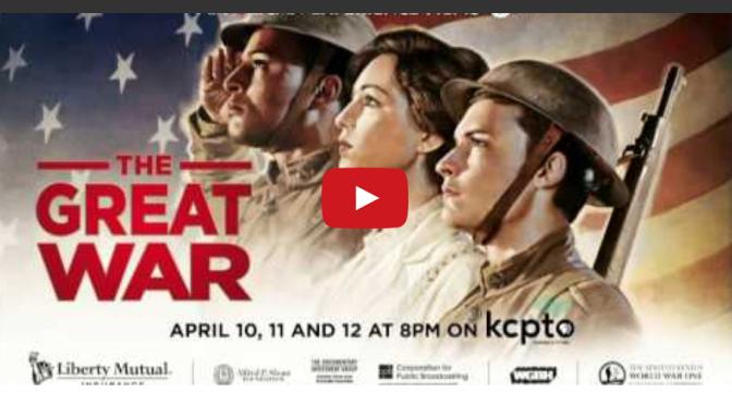April 1917: Die USA treten in den Großen Krieg ein und nichts wird mehr so sein wie es einmal war