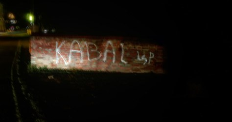 Kabal-Wall