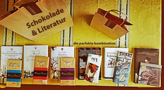Literatur und Schokolade