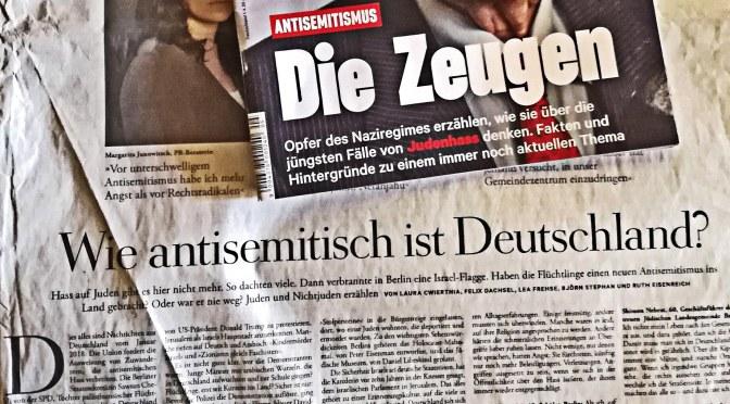 Antisemitismus, Redefreiheit und der Zwang zum Schweigen