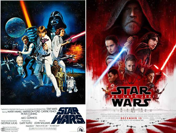 Als Star Wars den jungen Menschen die politische Welt (v)erklärte, anno 1977 und 2017