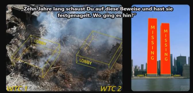 9/11 – 17 Jahre und kein bisschen klüger