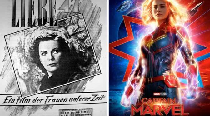Ein Film der Frauen unserer Zeit: Captain Marvel und Liebe 47