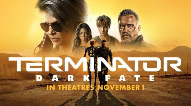 Review: Terminator Dark Fate – Best mexican Soap-Opera in 2019