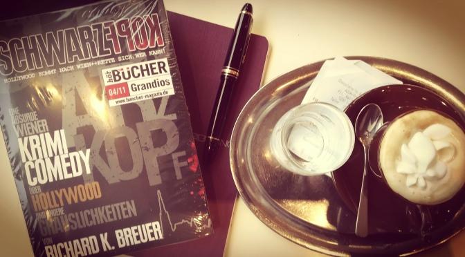 Nur ein Musterbuch von der Druckerei #Schwarzkopf