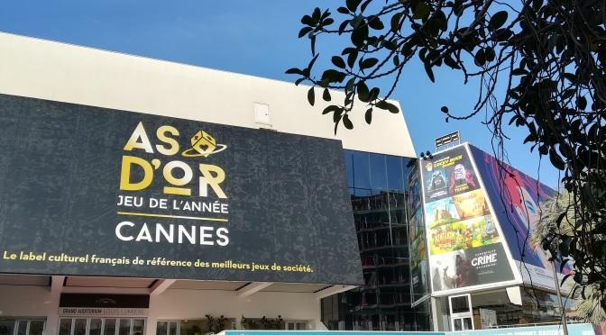 Rückblick auf das Festival International des Jeux in Cannes
