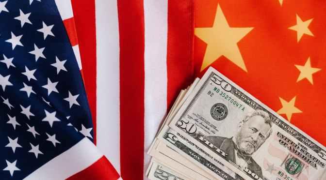 Eine kurze Analyse der gegenwärtigen Zustände in der Welt #Covid19 #USA #CHINA