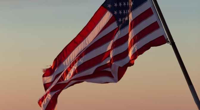 Die Revolution, die keiner sah #USA #Election2020 #Resistance