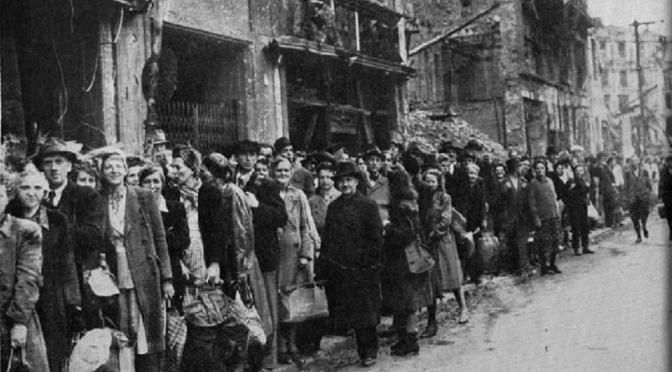 Setzen wir Covid-19 ins Verhältnis! Berlin nach 1945 #historie