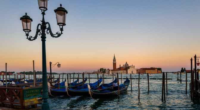 Das Geläut der Kirchenglocken in Venedig #Leben #Liebe #Literatur
