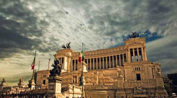 Rom, du ewige Stadt #Leben #Liebe #Literatur